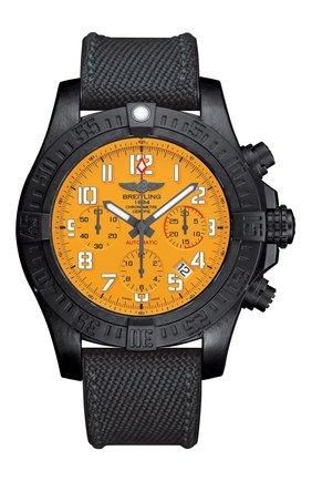 Мужские часы avenger hurricane BREITLING желтого цвета, арт. XB0180E4/I534/253S | Фото 1