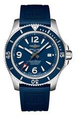 Мужские часы superocean automatic 44 BREITLING бесцветного цвета, арт. A17367D81C1S2 | Фото 1