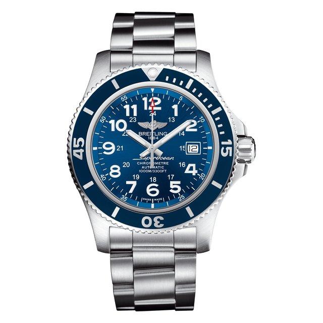 Часы Superocean II 44 Breitling.