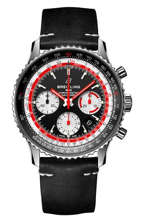 Мужские часы navitimer 1 b01 BREITLING бесцветного цвета, арт. AB01211B1B1X1 | Фото 1