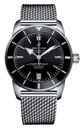 Мужские часы superocean heritage ii BREITLING бежевого цвета, арт. AB2010121B1A1 | Фото 1