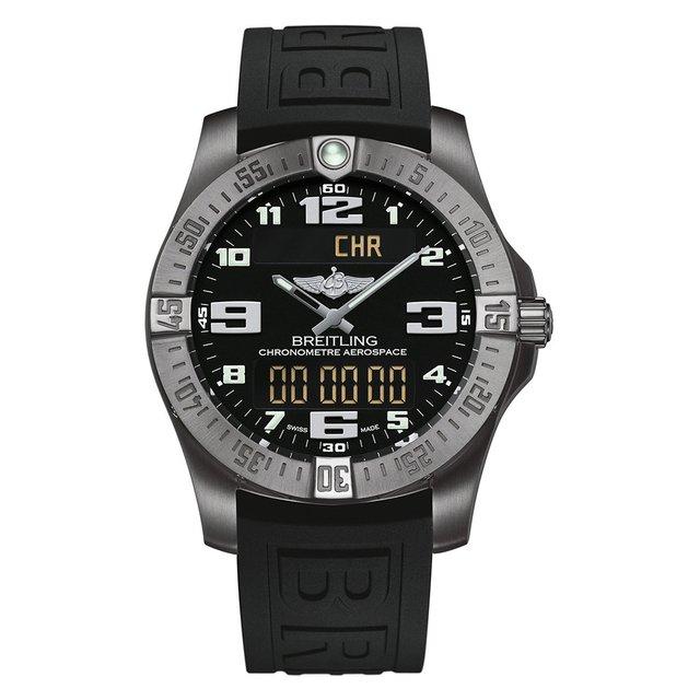 Часы Aerospace EVO Black Breitling.