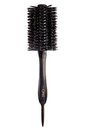 Женская щетка-брашинг large round brush ORIBE бесцветного цвета, арт. OR454 | Фото 1