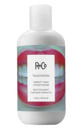 Женский кондиционер для совершенства волос television R+CO бесцветного цвета, арт. 810374022924 | Фото 1