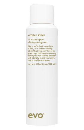 Женского сухой шампунь water killer EVO бесцветного цвета, арт. 9349769004043 | Фото 1