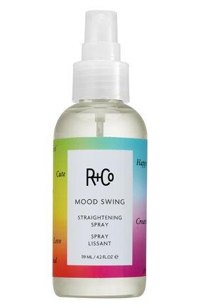 Женского спрей для разглаживания волос mood swing R+CO бесцветного цвета, арт. 810374024478 | Фото 1