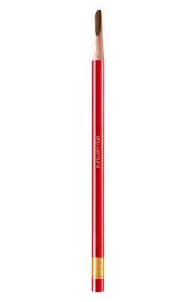 Женский карандаш для бровей hard formula, acorn SHU UEMURA бесцветного цвета, арт. 4935421721981 | Фото 1