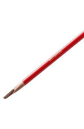 Женский карандаш для бровей hard formula, acorn SHU UEMURA бесцветного цвета, арт. 4935421721981 | Фото 2