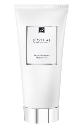 Женская увлажняющая маска для лица orange bergamot BIOTHAL бесцветного цвета, арт. 7930077270170 | Фото 1