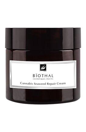 Женское крем для проблемной кожи cannabis seaweed BIOTHAL бесцветного цвета, арт. 7930077270156 | Фото 1