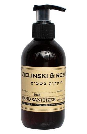 Женского антисептический гель для рук 8018 ZIELINSKI&ROZEN бесцветного цвета, арт. 4627153153177   Фото 1