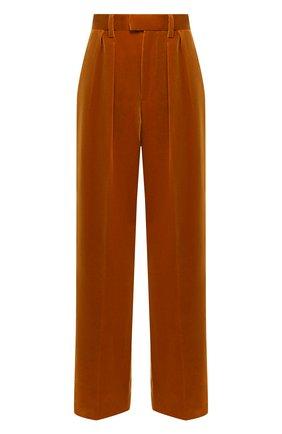 Женские брюки MARC JACOBS RUNWAY коричневого цвета, арт. W4000032   Фото 1