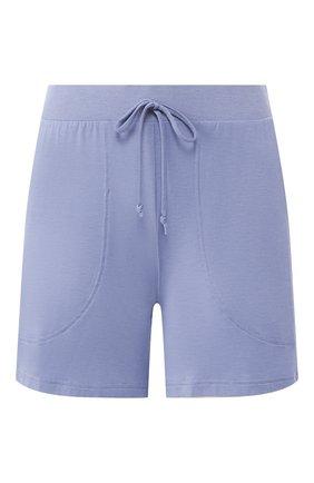 Женские шорты MEY синего цвета, арт. 16018 | Фото 1