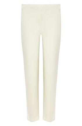 Женские брюки MEY светло-зеленого цвета, арт. 16210 | Фото 1