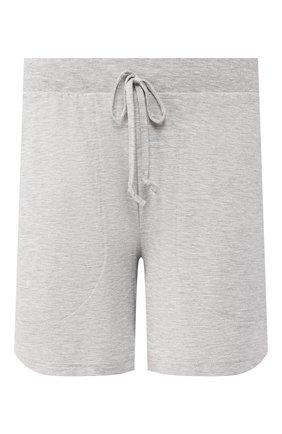 Женские шорты MEY серого цвета, арт. 16018 | Фото 1