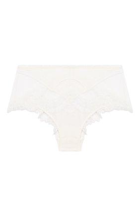 Женские трусы-шорты LISE CHARMEL белого цвета, арт. ACG1432 | Фото 1