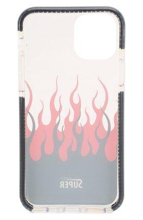 Мужской чехол для iphone 11 pro BENJAMINS разноцветного цвета, арт. V0S1958-2FLAMERK | Фото 2