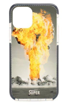 Мужской чехол для iphone 11 pro BENJAMINS разноцветного цвета, арт. V0S1958-B0MB | Фото 1