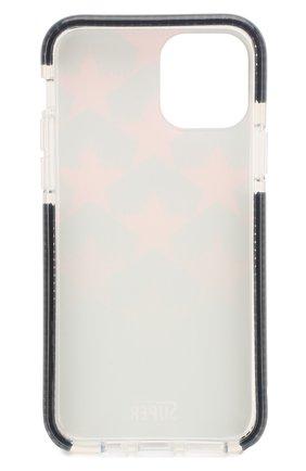 Мужской чехол для iphone 11 pro BENJAMINS разноцветного цвета, арт. V0S1958-STARR | Фото 2