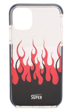 Мужской чехол для iphone 11 BENJAMINS разноцветного цвета, арт. V0S1965-2FLAMERK | Фото 1
