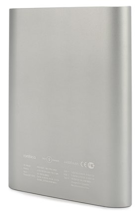 Мужского портативный аккумулятор neo pro 440c ROMBICA серебряного цвета, арт. PRO-440C | Фото 2