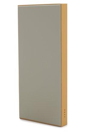 Мужского портативный аккумулятор neo aria ROMBICA желтого цвета, арт. PB1Q02 | Фото 2