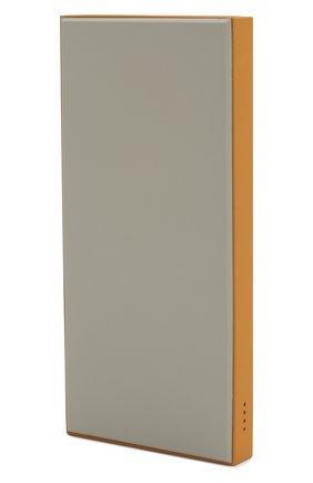 Мужского портативный аккумулятор neo aria ROMBICA светло-коричневого цвета, арт. PB1Q04 | Фото 2