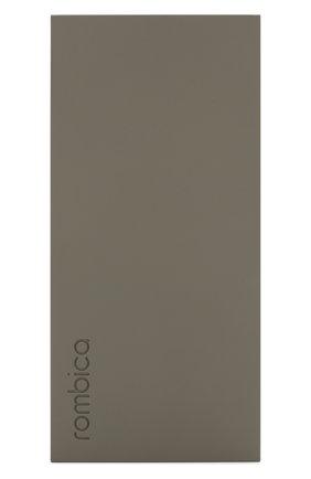 Мужского портативный аккумулятор neo aria ROMBICA темно-серого цвета, арт. PB1Q03 | Фото 1