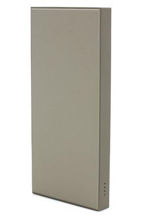 Мужского портативный аккумулятор neo aria ROMBICA темно-серого цвета, арт. PB1Q03 | Фото 2