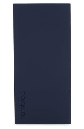 Мужского портативный аккумулятор neo aria ROMBICA темно-синего цвета, арт. PB2Q01 | Фото 1