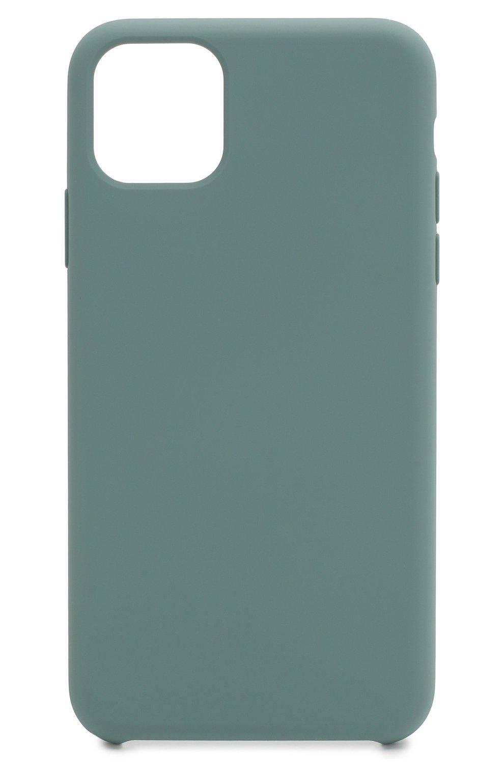 Мужской чехол для iphone 11 pro max UBEAR бирюзового цвета, арт. CS52GR65-I19 | Фото 1