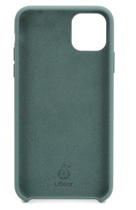 Мужской чехол для iphone 11 pro max UBEAR бирюзового цвета, арт. CS52GR65-I19 | Фото 2