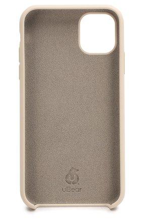 Мужской чехол для iphone 11 UBEAR белого цвета, арт. CS51WH61-I19 | Фото 2