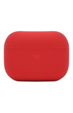 Мужской чехол для airpods pro UBEAR красного цвета, арт. CS55RRPRO-AP | Фото 1