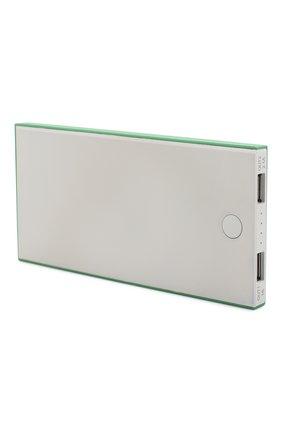 Мужского портативный аккумулятор neo ns100g 10000mah ROMBICA зеленого цвета, арт. NS-00100G | Фото 2