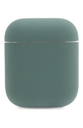 Мужской чехол для airpods UBEAR зеленого цвета, арт. CS54GR12-AP | Фото 1