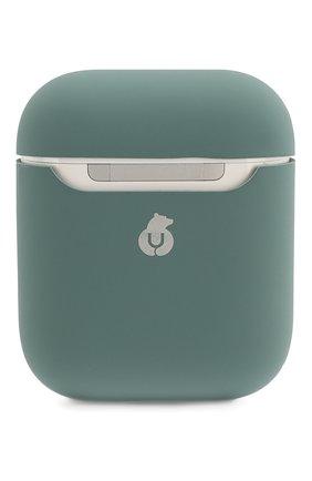 Мужской чехол для airpods UBEAR зеленого цвета, арт. CS54GR12-AP | Фото 2