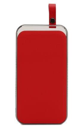 Мужского портативный аккумулятор neo electron ROMBICA красного цвета, арт. PB5Q03 | Фото 1