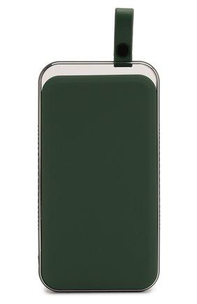 Мужского портативный аккумулятор neo electron ROMBICA зеленого цвета, арт. PB5Q04 | Фото 1