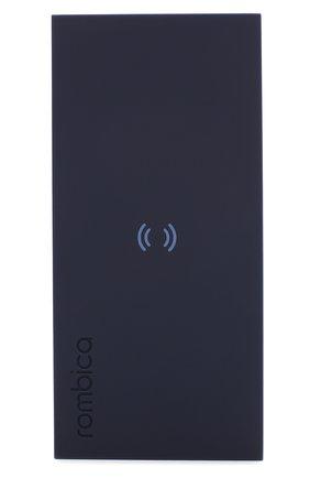 Мужского портативный аккумулятор neo aria ROMBICA синего цвета, арт. ABC-012 | Фото 1
