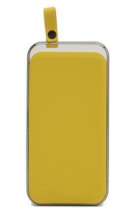 Мужского портативный аккумулятор neo electron ROMBICA желтого цвета, арт. PB5Q05 | Фото 2