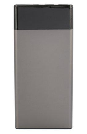 Мужского портативный аккумулятор neo ts200 quick ROMBICA серого цвета, арт. NTS-2001 | Фото 1