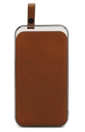 Мужского портативный аккумулятор neo electron ROMBICA коричневого цвета, арт. PB5Q02 | Фото 2