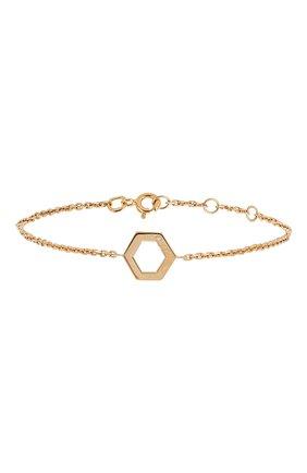 Женская браслет JEWLIA золотого цвета, арт. 0402.JR-23 | Фото 1