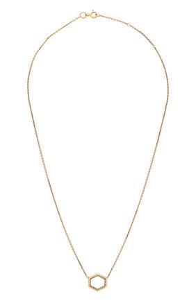 Женское колье JEWLIA золотого цвета, арт. 0302.0JR-5 | Фото 1