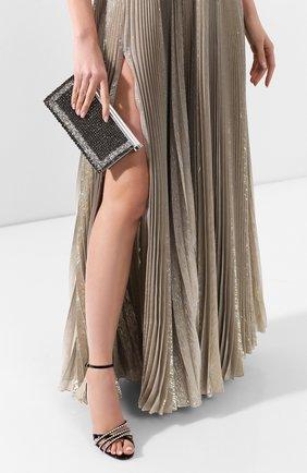 Женский клатч valentino garavani carry secrets VALENTINO серебряного цвета, арт. TW2B0F79/HYQ | Фото 2