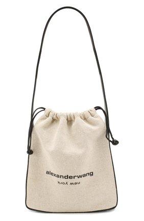 Женская сумка ryan ALEXANDER WANG бежевого цвета, арт. 20C120R191 | Фото 1