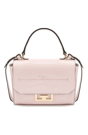 Женская сумка eden mini GIVENCHY розового цвета, арт. BBU005B0LK | Фото 1