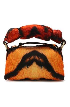 Женская сумка DRIES VAN NOTEN разноцветного цвета, арт. 201-11500-764   Фото 1