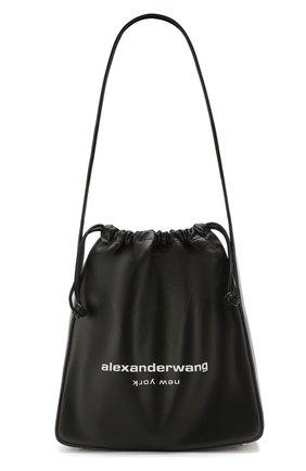 Женская сумка ryan ALEXANDER WANG черного цвета, арт. 20C120R190 | Фото 1